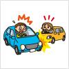 車同士・積載物との衝突・接触